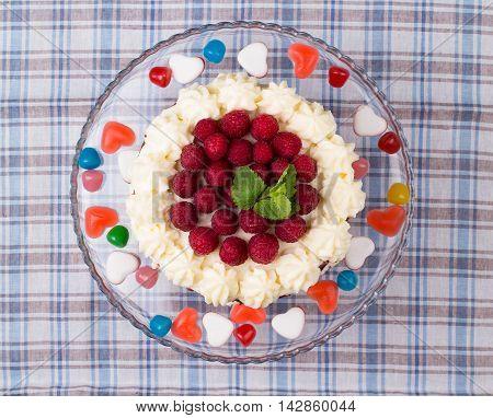 Cake A Red Velvet
