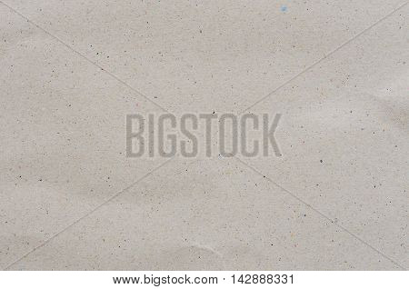 Brown cardboard recycled paper texture for background