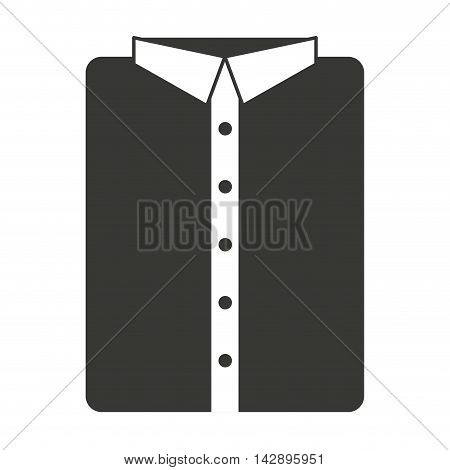 menswear clothing isolated icon vector illustration design