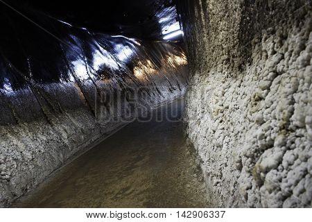 Turda Salt Mine, Romania, Europe