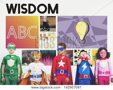 Knowledge is Power Education Wisdom Insight Studying Concept