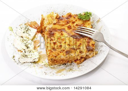 Pastitsio, Greek Traditional Food