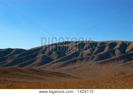 Death Valley In California, Usa