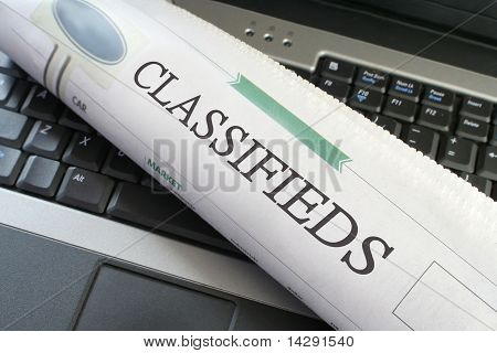 Classified Business Laptop