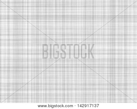 Artistic imitation of coarse gray fabric, blank background.