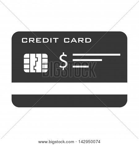 card  credit chip money pay chip transaction plastic  money vector