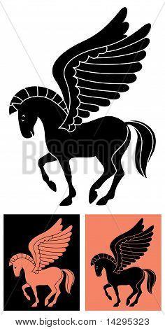 Decorative Pegasus