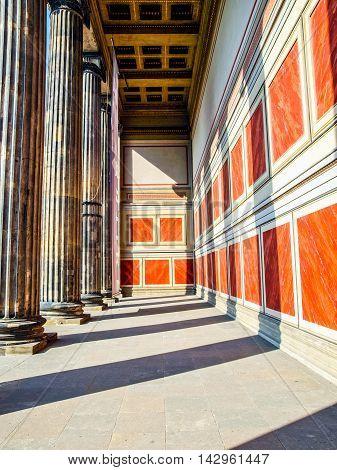Altesmuseum, Berlin Hdr