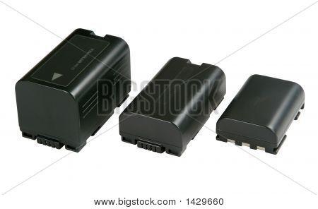 Bateria de armazenamento