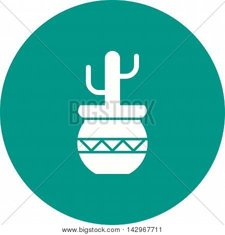 Plant, house, indoor icon vector image.Can also be used for home. Suitable for mobile apps, web apps and print media.
