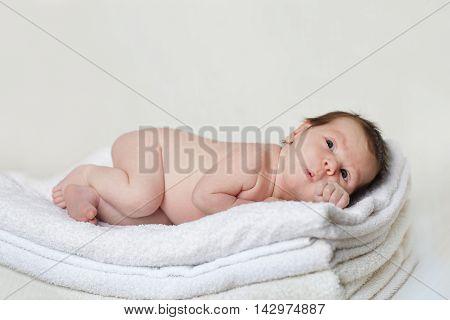 Newborn small baby up 20 days old