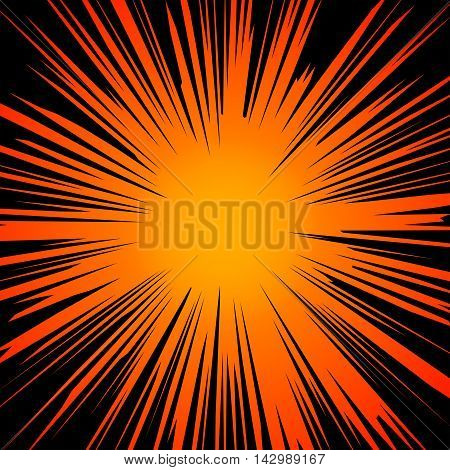 Explosion Speed Lines-01