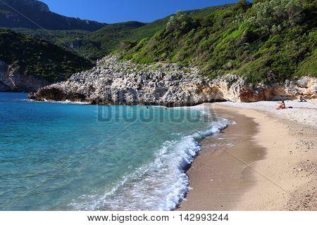 Corfu Beach