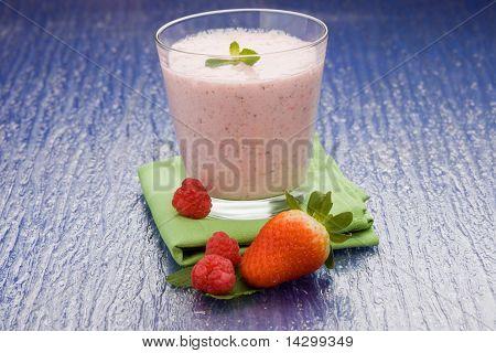Strawberry Milkshake