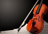pic of musical instrument string  - Musical instrument  - JPG