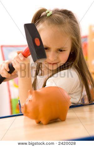 Breaking The Piggy-Bank
