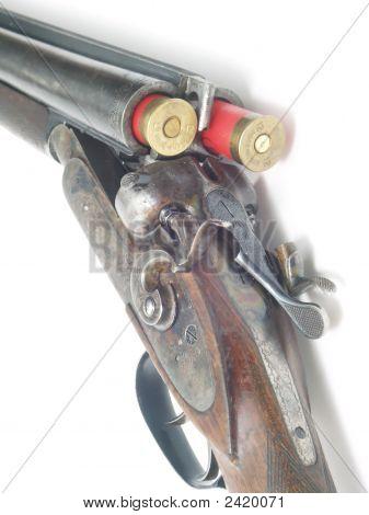 Shotgun And Ammunition