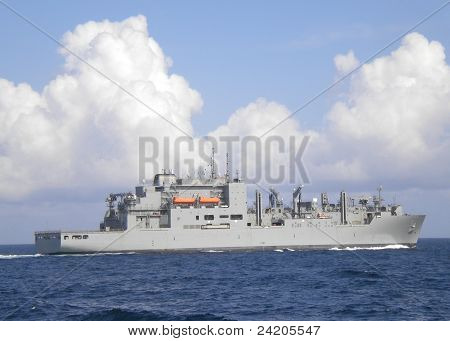 United States Naval Ship