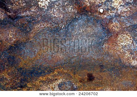 Rust Sheet Metal