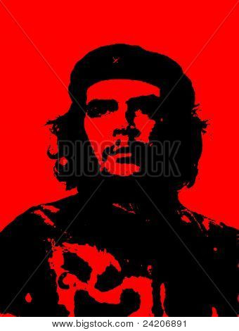Illustration Che Guevara
