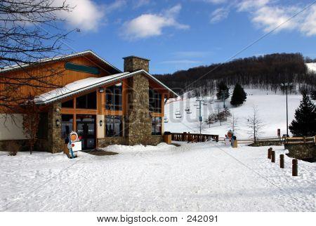 Estación de esquí 2