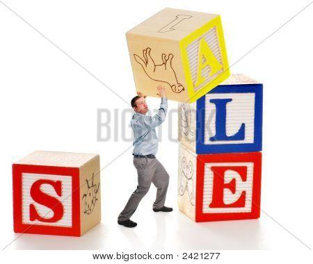 Sale Prep