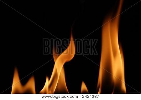 Flame Patern