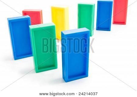 Linha dominó