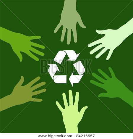 Recycling Green Team