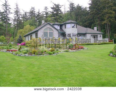 Luxury Upscale House