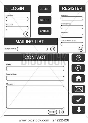 Website Forms