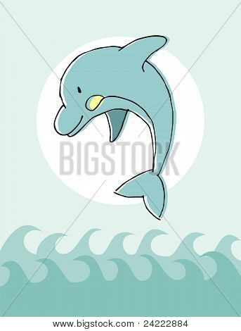 Animal Series: Dolphin