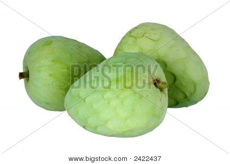 Custard Apple Or Chirimoya