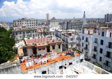 Old Habana Rooftops