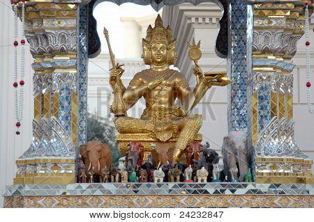Golden Deity
