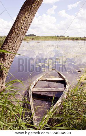 Drown Forgotten Boat.