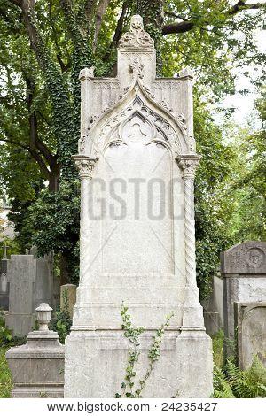Ein Bild von einem schönen Grab Hintergrund