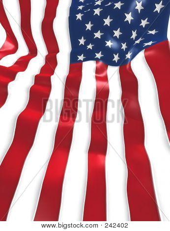 U.s. Flag Background 03