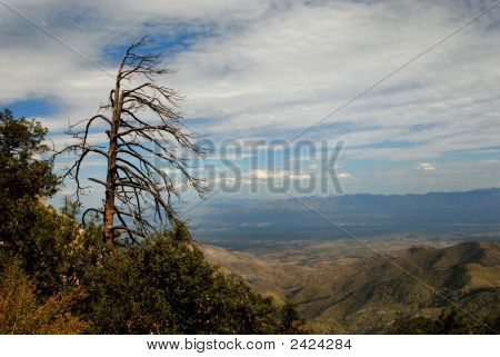 Mt. Lemon Scenic Overlook