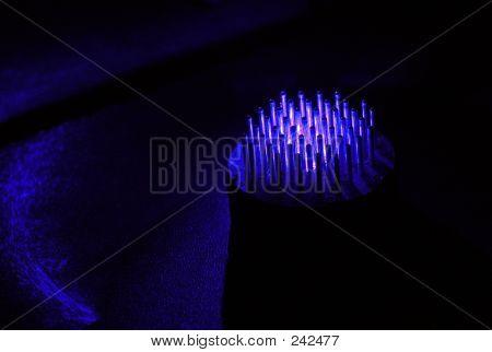 Laser Connector Blue