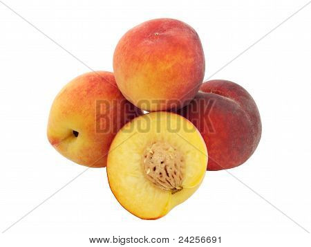 Three And Half Peaches