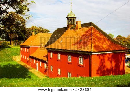 Kastellet Red House - Copenhagen