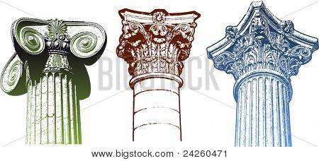 classic column set