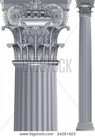 columna clásico