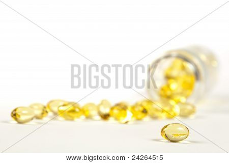 Spilled Pills