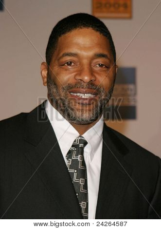 LOS ANGELES - FEB 12: Norm Nixon at the 'A Tribute to Magic Johnson - The official tip-off to NBA All-Star 2004 Entertainment' on February 12, 2004 at the Shrine Auditorium, in Los Angeles, California