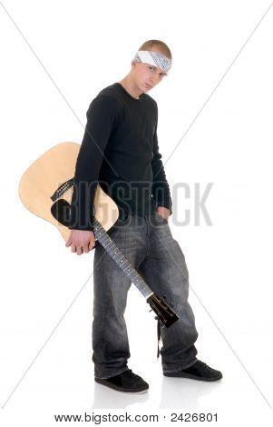Struggling Artist, Singer