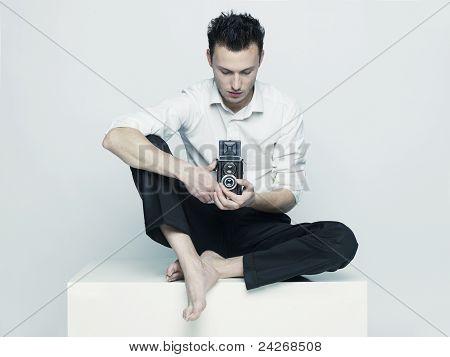 Stylish Photographer