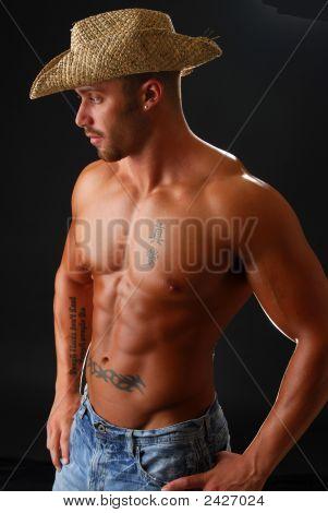 Blue Jean Cowboy