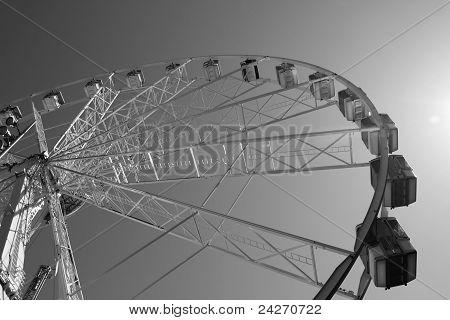 Großen Riesenrad